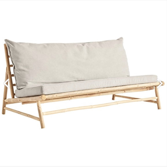 BAMBOO LOUNGE COUCH - ON ORDER