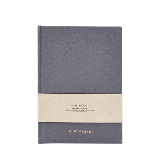 RULED NOTEBOOK - BLUE