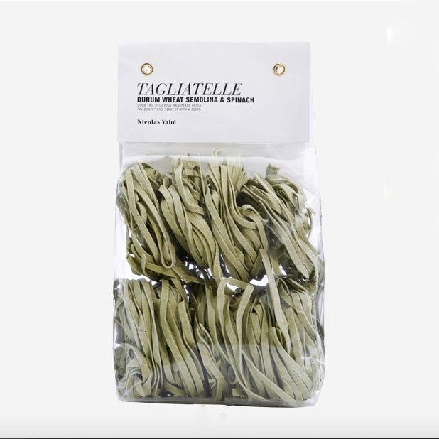 TAGLIATELLE - DURUM WHEAT SEMOLINA & SPINACH