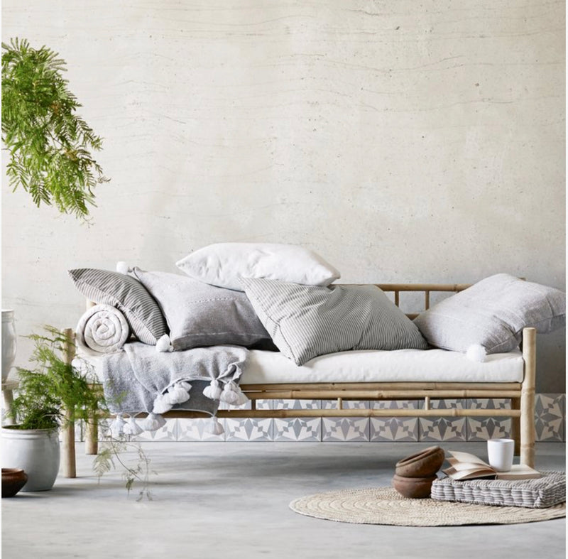 BAMBOO LOUNGE SOFA - ON ORDER