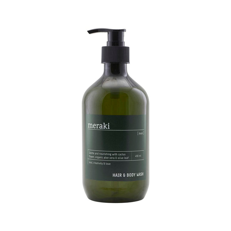 MEN HAIR & BODY WASH