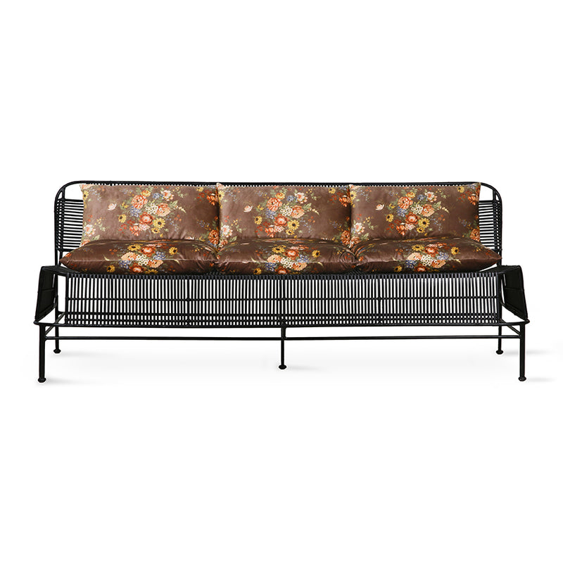 WOVEN LOUNGE SOFA - ON ORDER