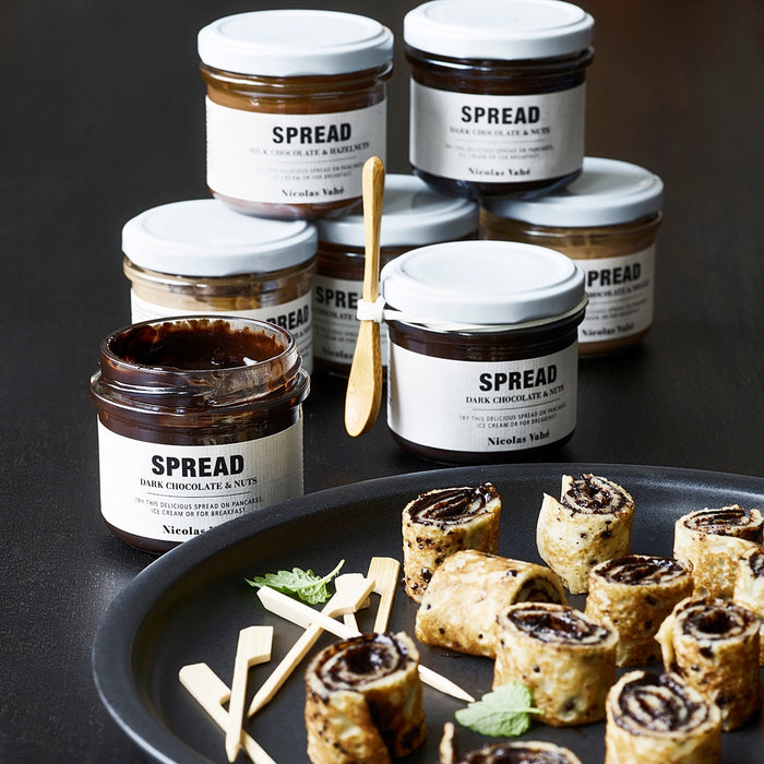 SPREAD - MILK CHOCOLATE & HAZELNUT