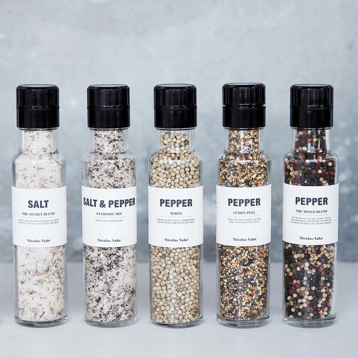 SALT AND PEPPER EVERYDAY MIX