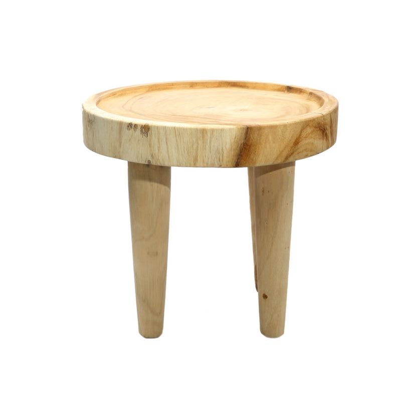 SUAR SIDE TABLE - NATURAL