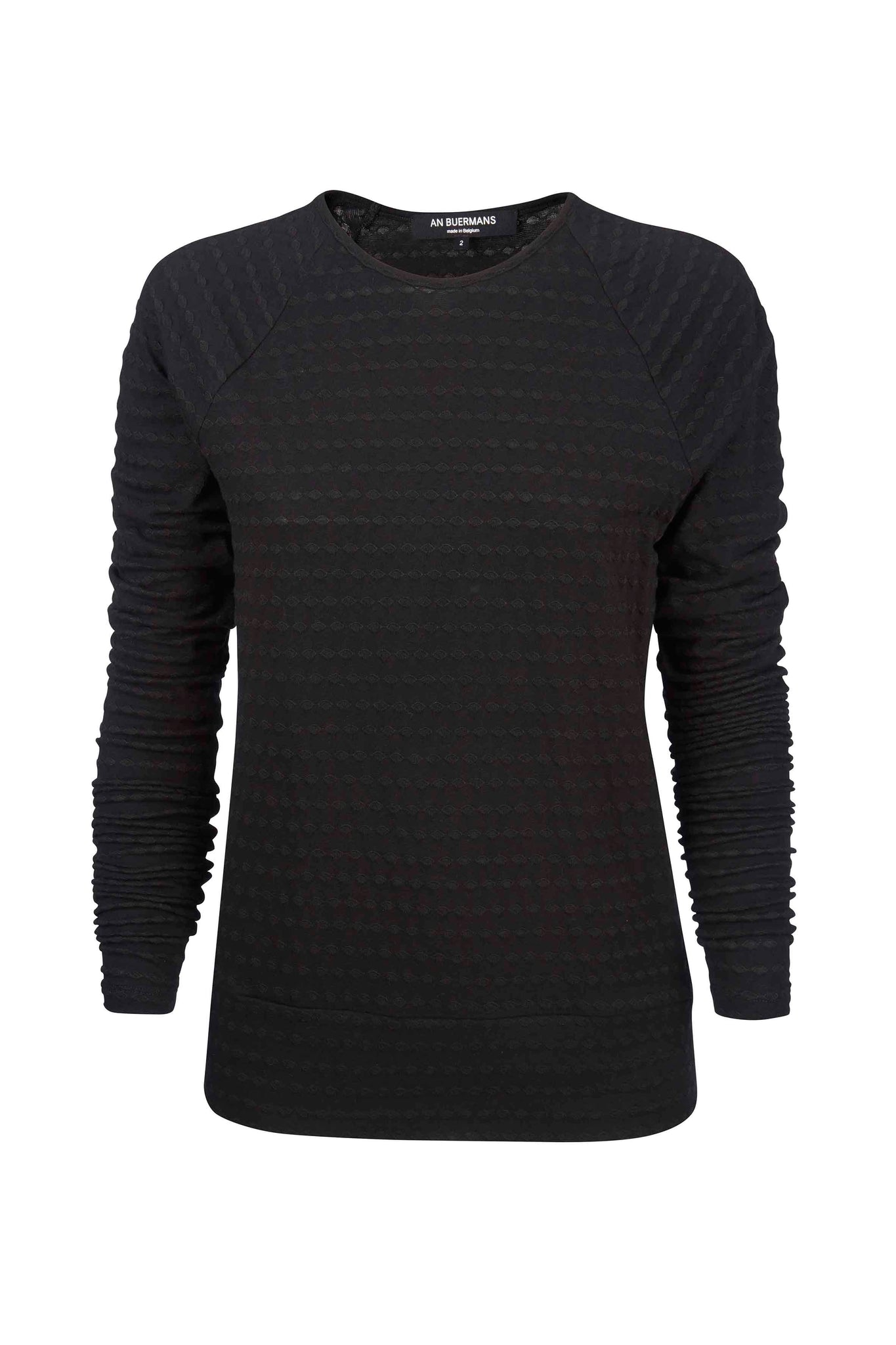 ANNIE long sleeve Black