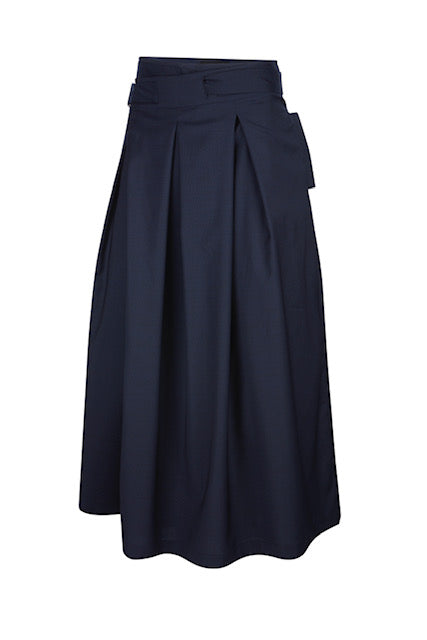 MANON skirt BLUE