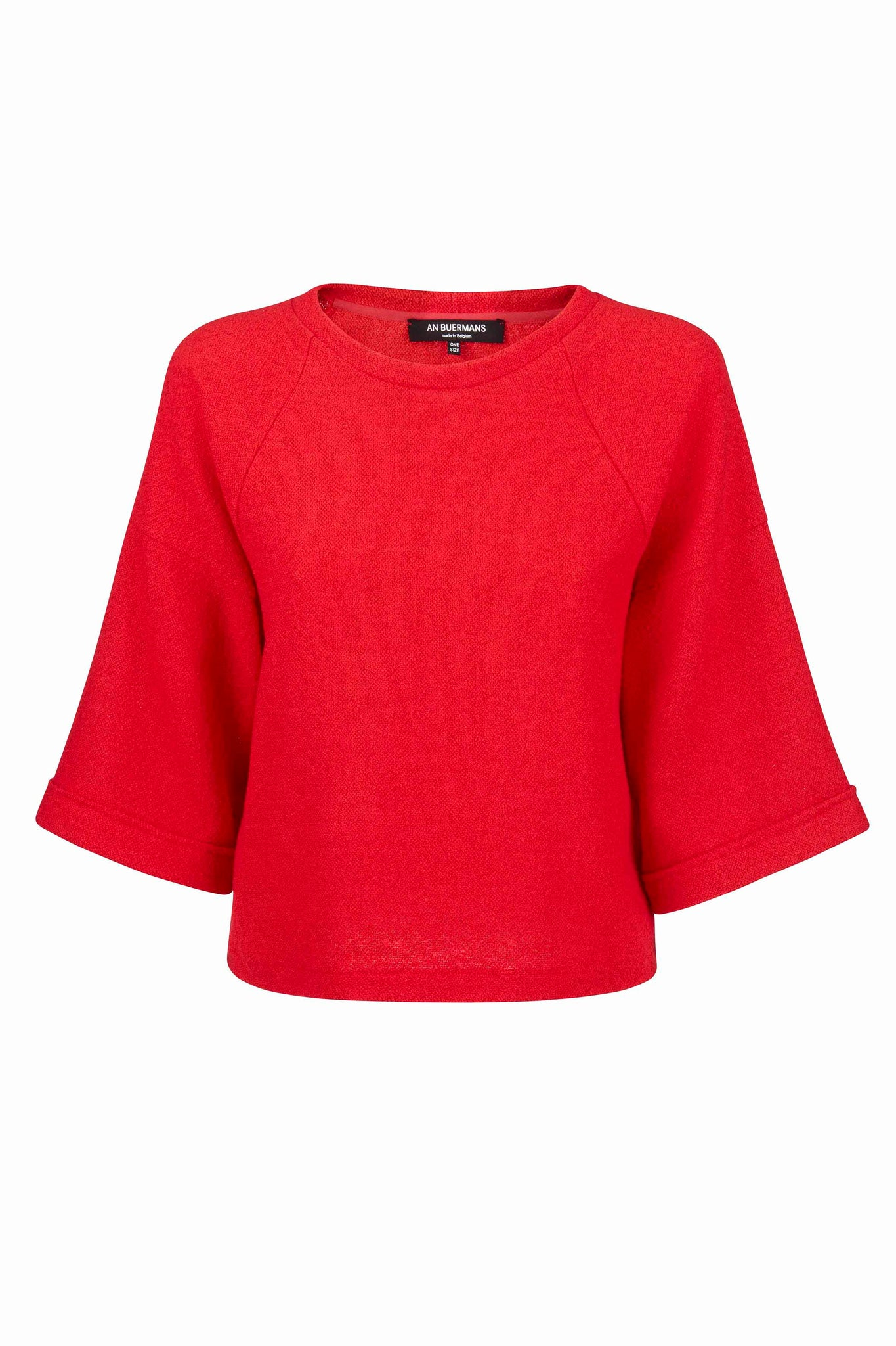 Stella Sweater red