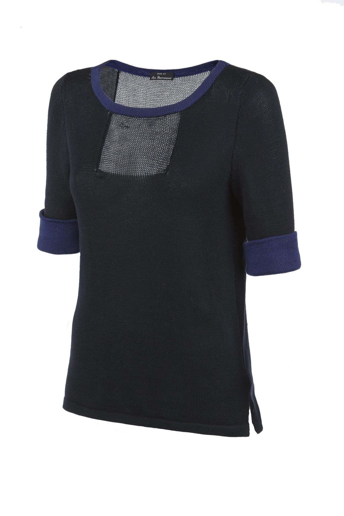 Renee  D Blue T-shirt