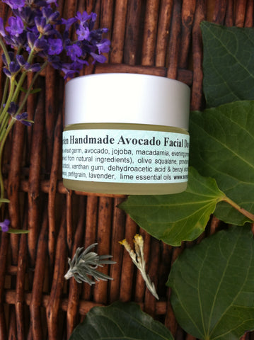 Avocado facial day & night cream 30ml