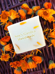 Calendula facial cleansing bar