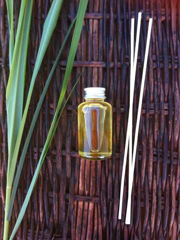 lemongrass essential oil diffuser 45ml