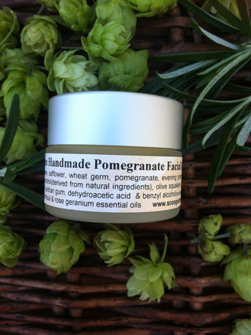 Pomegranate facial day & night cream 30ml