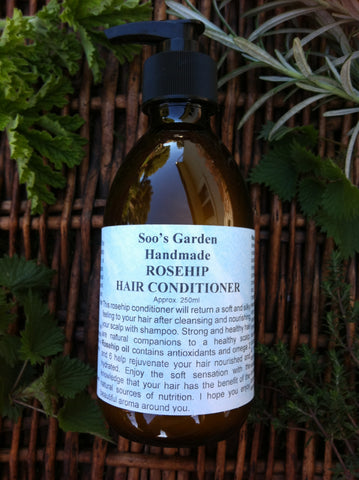 Rosehip hair conditioner 250ml