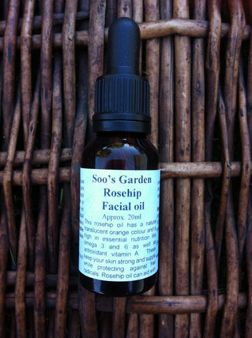 Rosehip facial oil 20ml