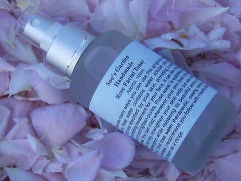 Rose facial toner 100ml