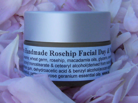 Rosehip facial day & night cream 30ml