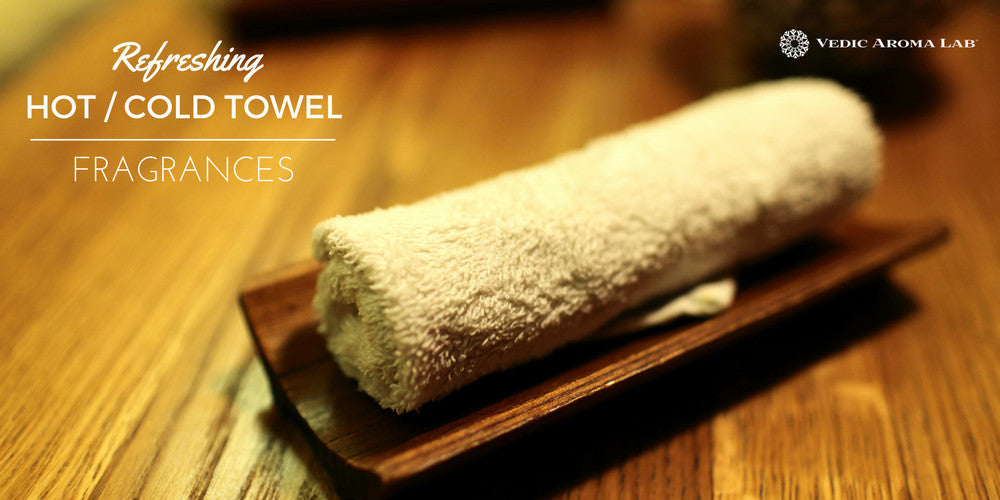Hot / Cold Towel Fragrance