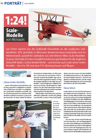 FMT Magazine features Microaces in their Oktober 2020 publication