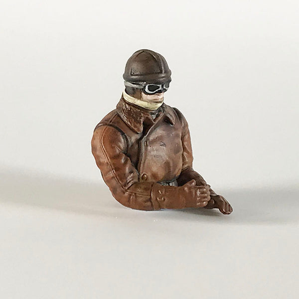 3D Printed Pilot - WWI Allied