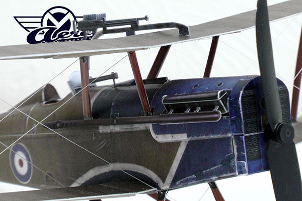 Microaces Aero SE5a 'Bishop' Kit