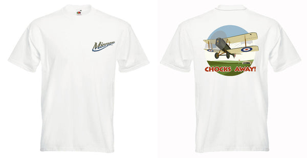 Microaces 'Chocks Away' COMBO-TEE
