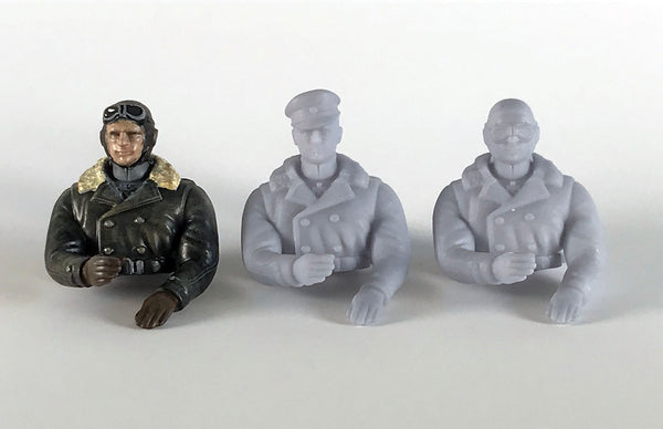 3D Printed Pilot - WWI German