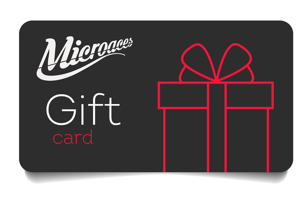 Microaces Digital Gift Card