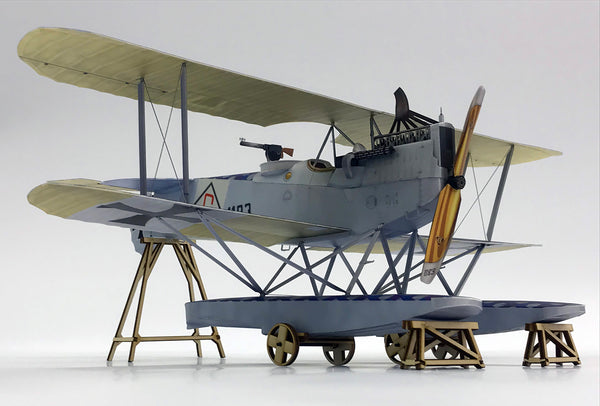 Hansa-Brandenburg W.12 Static Display Pack