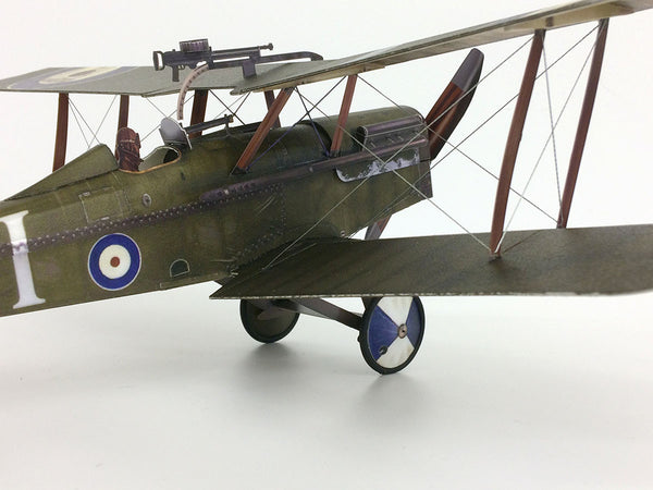 Microaces Aero SE5a 'Heavy Weather' Kit