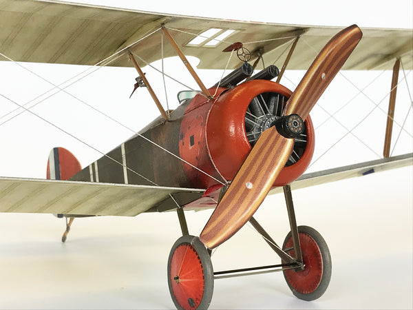 Microaces Sopwith F.1 Camel - Cpt. Roy 'Brownie' Brown