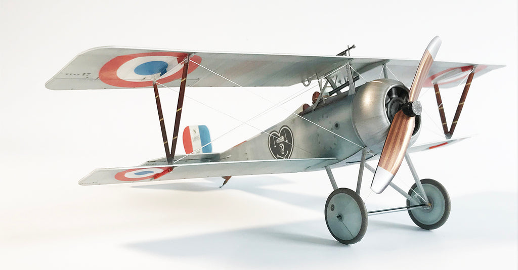 Nieuport 17 C.1 'Knight of Death'