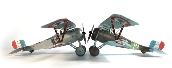 Nieuport 17 Duo Pack  'Les Deux As'