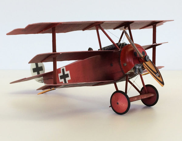 Microaces Fokker Dr.1 Red Baron Kit