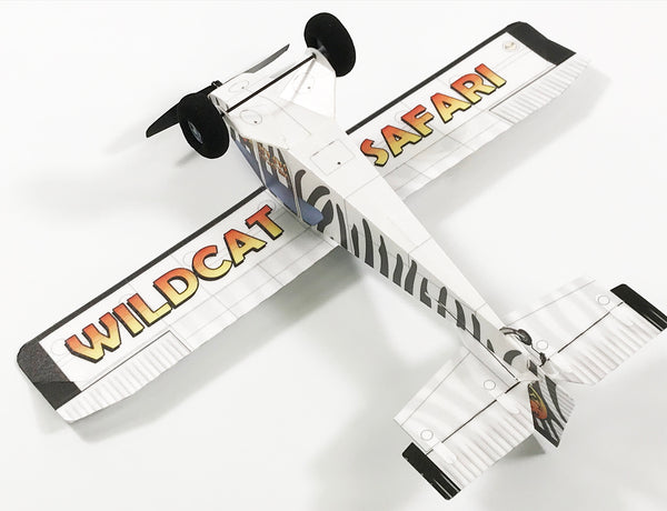 Microaces Scrappee SAVANNAH Micro Trainer Kit
