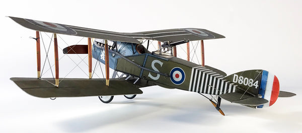 Microaces Bristol F.2b S.No. D8084 - New Release