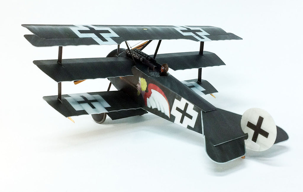 Microaces Fokker Dr.1 Josef Jacobs Kit