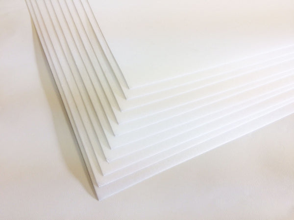 1mm Foam Sheet - 12 Pack