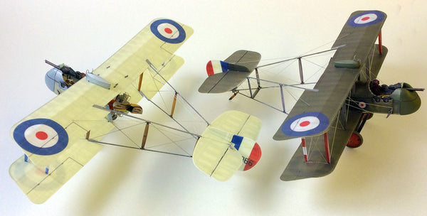 Microaces Airco DH.2 'No.24 Squadron RFC Duo'