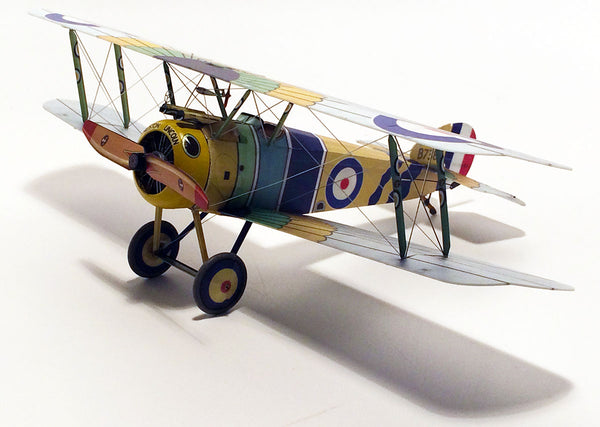 Sopwith F.1 Camel - 'Wings of Horus' Limited Edition Kit