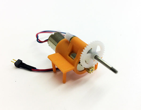 Microaces Micro Motor and Gearbox PLUS (STANDARD prop shaft)