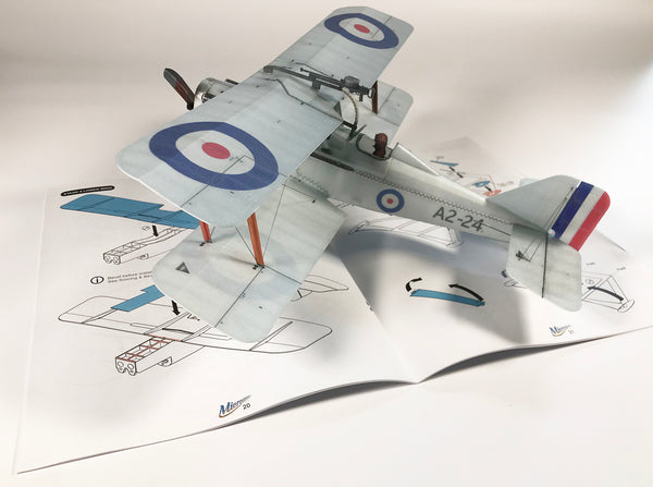 Microaces SE5a 'RAAF Post War' Kit