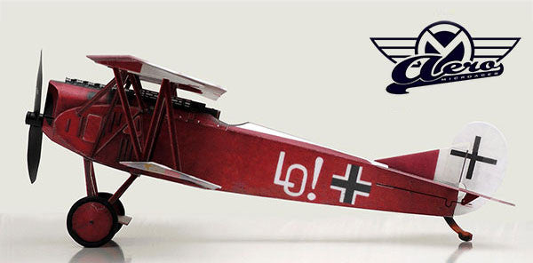 Microaces Fokker D.VII 'Lo!' Kit