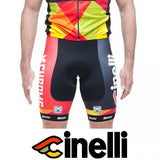 2015 TEAM CINELLI CHROME BIB SHORTS - Foresttrek Cycle Centre Cycling Bicycle