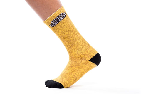 e8affd704 ... THE SIMPSONS X STATE BICYCLE CO. - SPRINGFIELD CHARACTER SOCKS -  Foresttrek Cycle Centre Cycling