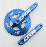 OTA Cranck Set 48T 170mm - Blue