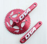 OTA Cranck Set 48T 170mm - Red
