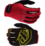 Troy Lee Designs Youth Sprint Gloves 2016 - Red Color - M size