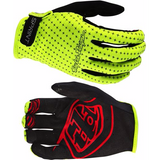 Troy Lee Designs Youth Sprint Gloves 2016 - YELLOW Color - XL size