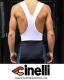 2016 CINELLI ITALO '79 AERO BLACK BIB SHORTS - PRE ORDER ONLY - Foresttrek Cycle Centre Cycling Bicycle